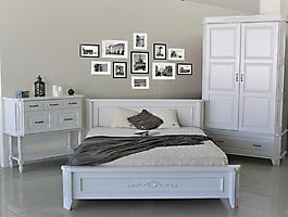 спальня біла1